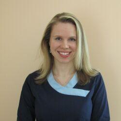 Gydytoja ortodontė